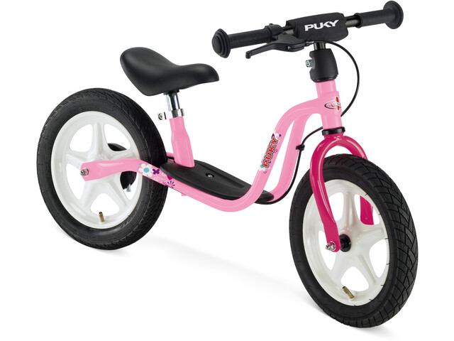 Puky LR 1 Br Bicicletas sin pedales Niños, rosa/pink